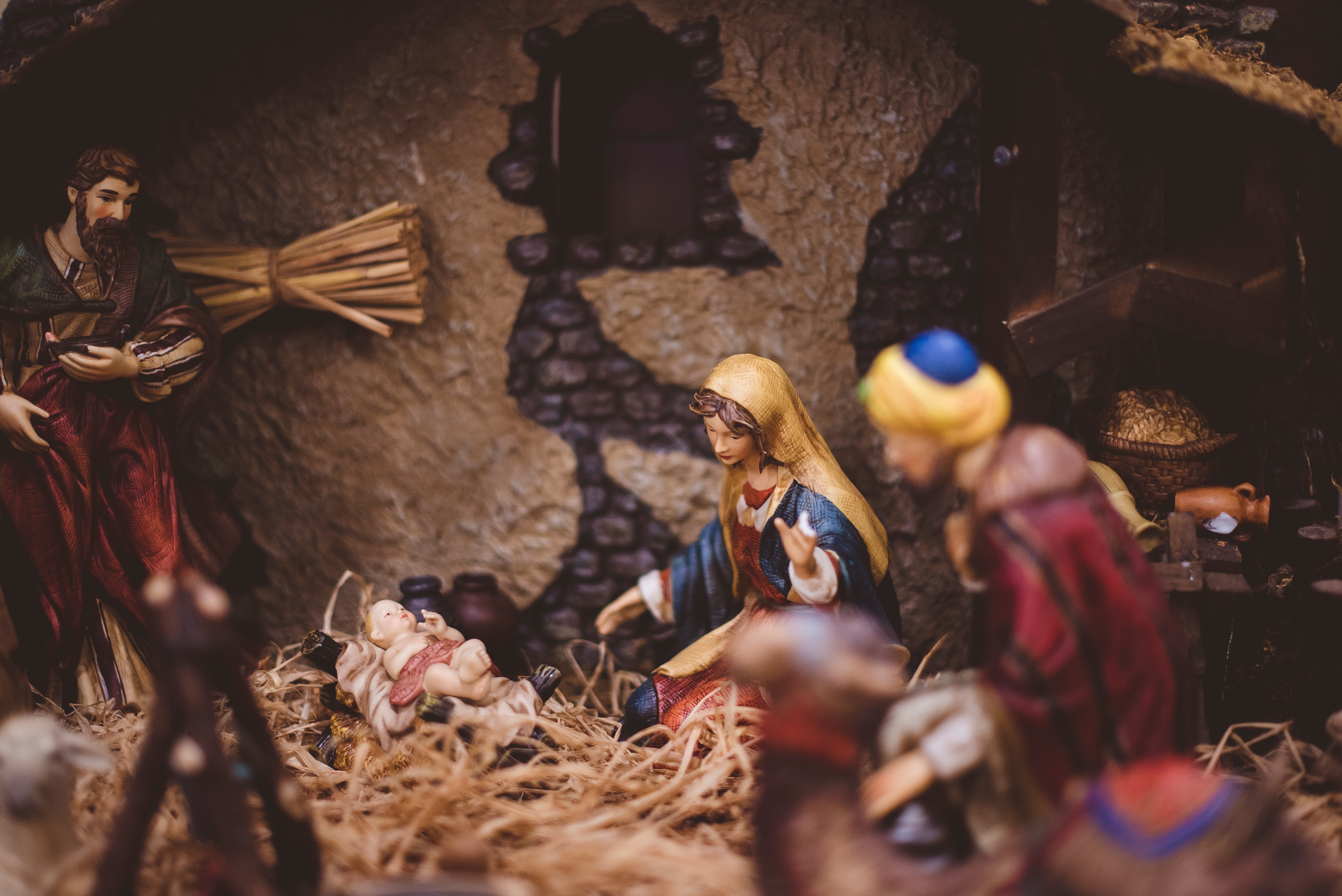 Christmas Foretold: The Need for Christmas Image